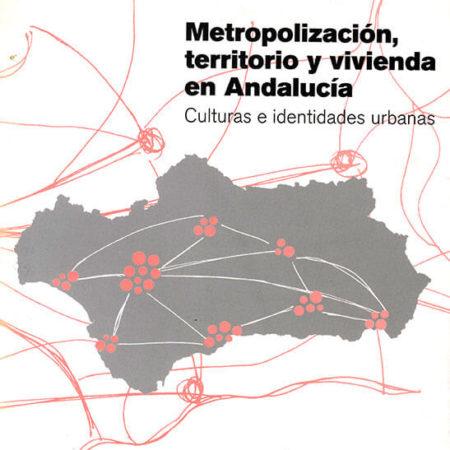 Metropolización, territorio